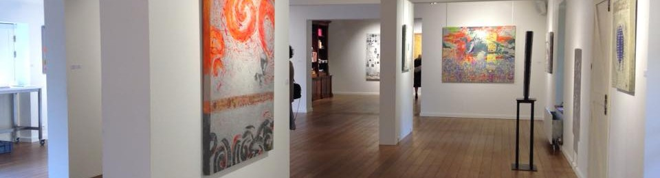 Exhibition Merel at Gallery Lieve Lambrecht