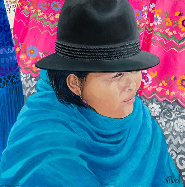 Merel-work-2017-Living_in_color-90x90cm