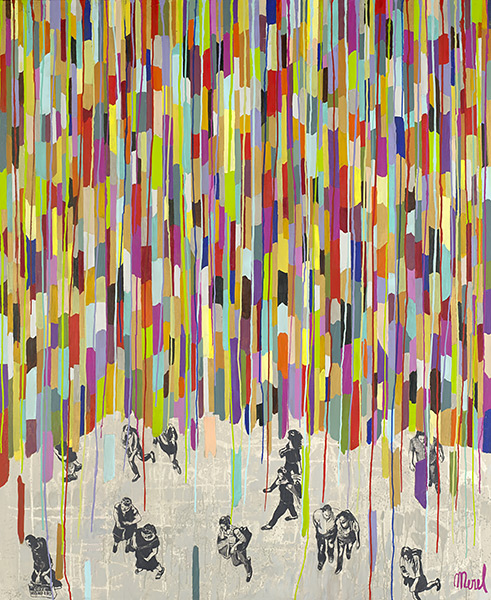 Merel-work-2013-The-colors-of-your-heart-beat-140x170cm